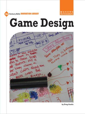 cover image of Game Design